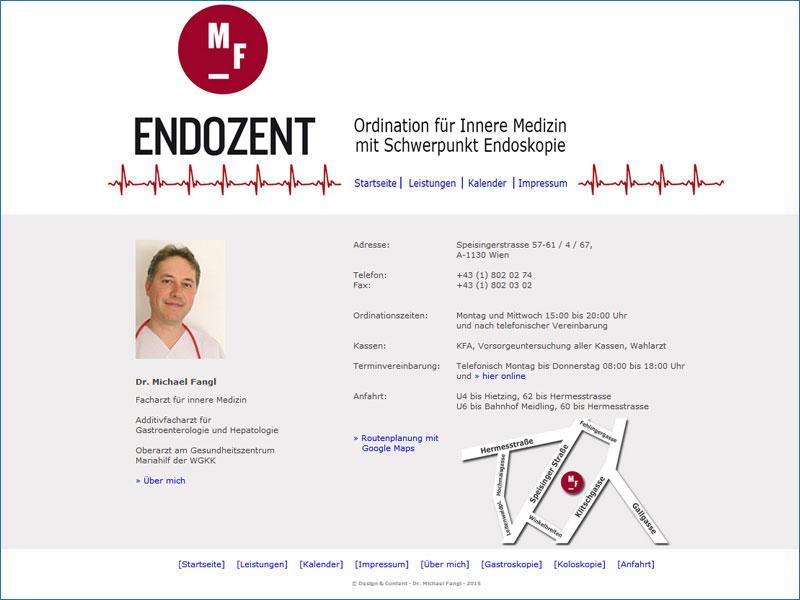 Endozent - Ordination für Innere Medizin